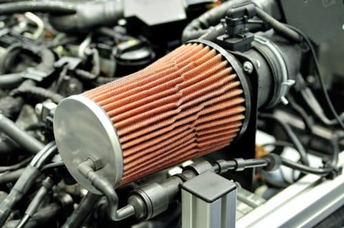 S/&B Cold Air Intake 99-03 Ford F250//350 POWERSTROKE 7.3L Dry Filter 75-5062D