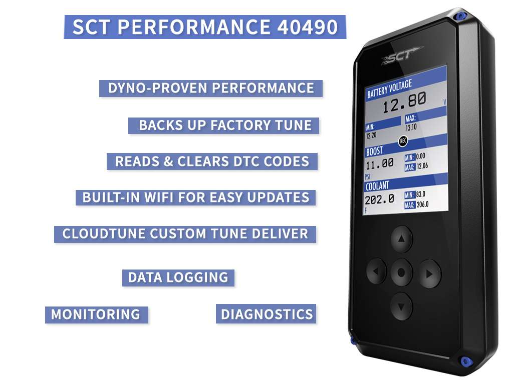 SCT Performance 40490